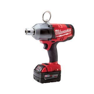 """Milwaukee 2765-22 7/16"""" Hex Impact Wrench Kit"""