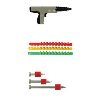 Powder Actuated Tools & Accessories