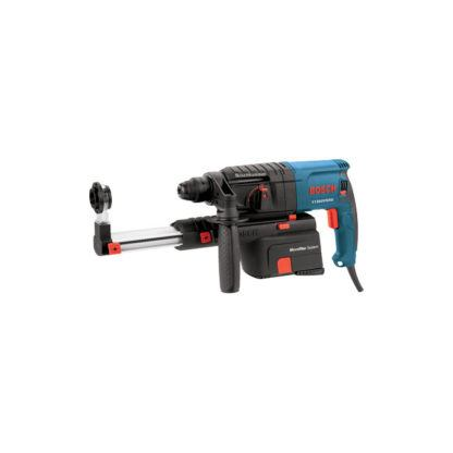 Bosch 11250VSRD SDS-Plus Rotary Hammer Dust Collection