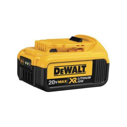 Dewalt DCB204 20V Max Premium XR Lithium Ion Battery Pack