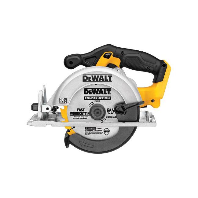 """Dewalt DCS391B 20V Max 6-1/2"""" Circular Saw"""