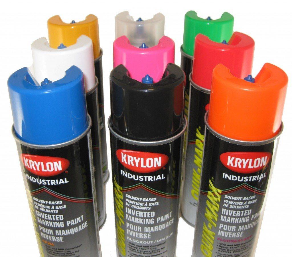 Krylon Upside Down Paint