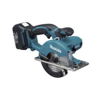 Makita DCS550RFE Cordless 18V Metal Cutting Saw