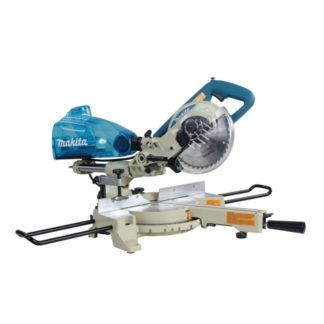 Makita LS0714B Dual Sliding Comound Mitre Saw Dust Box