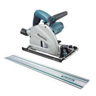 Makita SP6000X2 Plunge Cut Circular Saw with Guide Rule