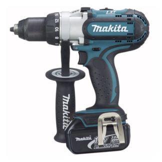 "Makita DDF451RFE 18V 1/2"" Cordless Driver Drill Kit"