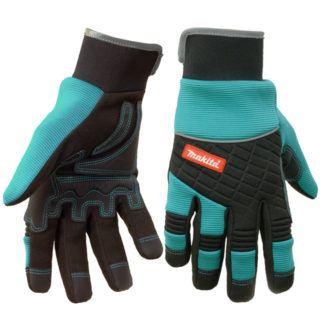 Makita MK403 Construction Series Work Gloves