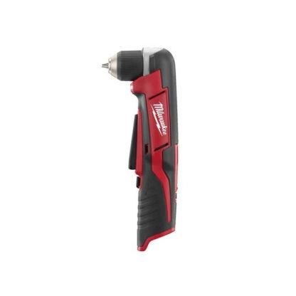 Milwaukee 2415-20 M12 Right Angle Drill Side