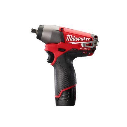 "Milwaukee 2454-22 M12 Fuel 3/8"" Impact Wrench Kit"