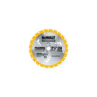 DeWalt DW3578B10 Carbide Blade