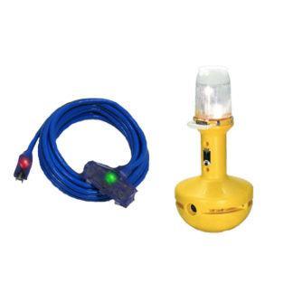 Jobsite Lighting & Extension Cords