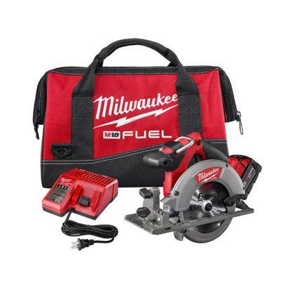 Milwaukee 2730-21 M18 Fuel Circular Saw Kit
