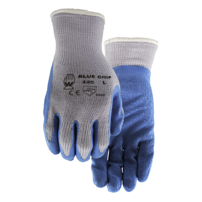 Watson Gloves 320 Blue Chip Bc Fasteners Amp Tools
