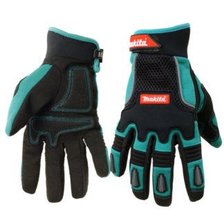 Makita MK404 Impact Series Professional Work Gloves