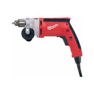 "Milwaukee 0100-20 1/4"" Magnum Drill, 0-2500 RPM"