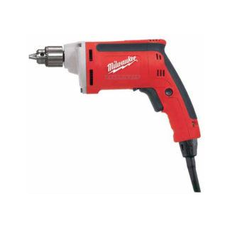 "Milwaukee 0101-20 1/4"" Magnum Drill, 0-4000 RPM"