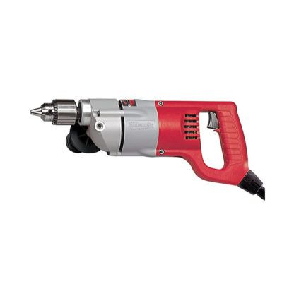 "Milwaukee 1107-6 1/2"" D-Handle Drill 0-500 RPM"
