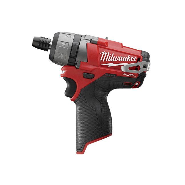 "Milwaukee 2402-20 M12 Fuel 1/4"" Hex 2 Speed Screwdriver"