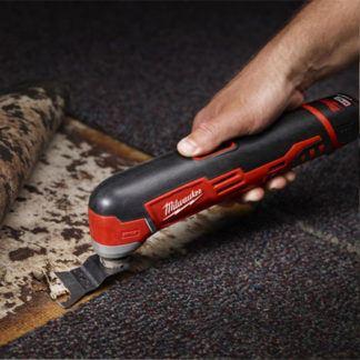 Milwaukee 2426-20 M12 Multi-Tool Carpet