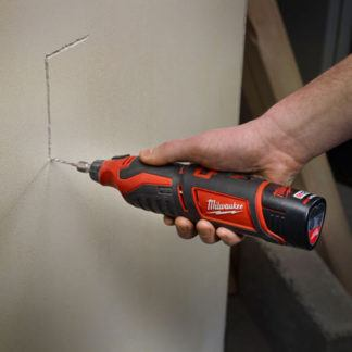 Milwaukee 2460-20 M12 Cordless Rotary Tool Drywall