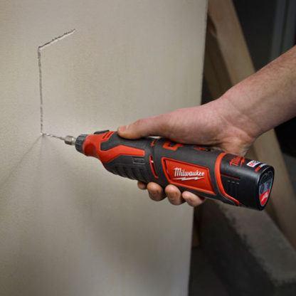 Milwaukee 2460-20 M12 Cordless Rotary Tool Drywall