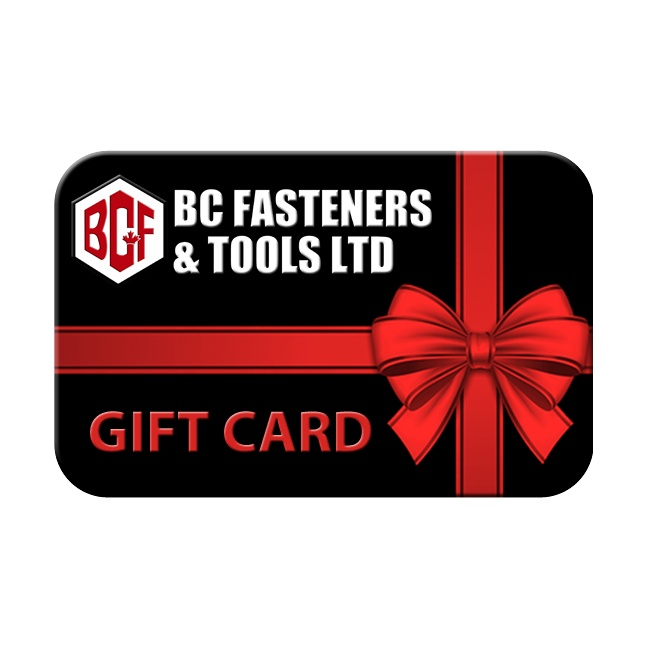 584e7938 BC Fasteners & Tools Online Gift Certificate