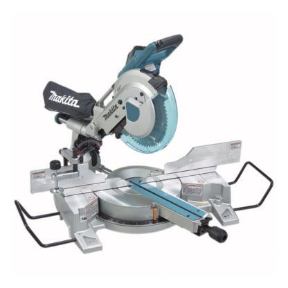 Makita LS1016L Dual Sliding Compound Mitre Saw with Laser