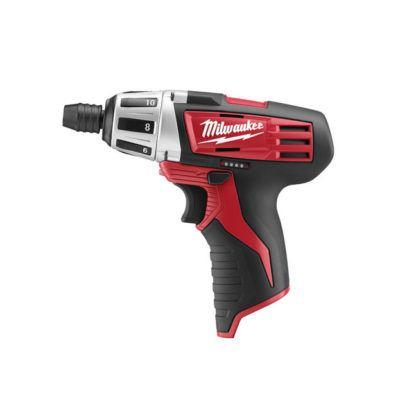 Milwaukee 2401-20 M12 Cordless Screwdriver