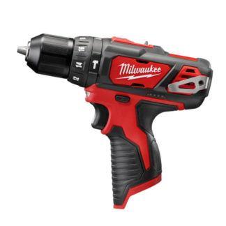 "Milwaukee 2408-20 M12 3/8"" Hammer Drill/Driver"