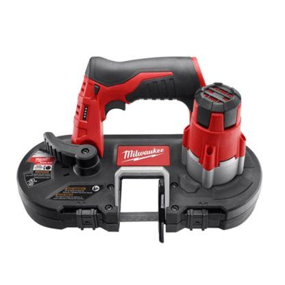 Milwaukee 2429-20 M12 Sub Compact Band Saw