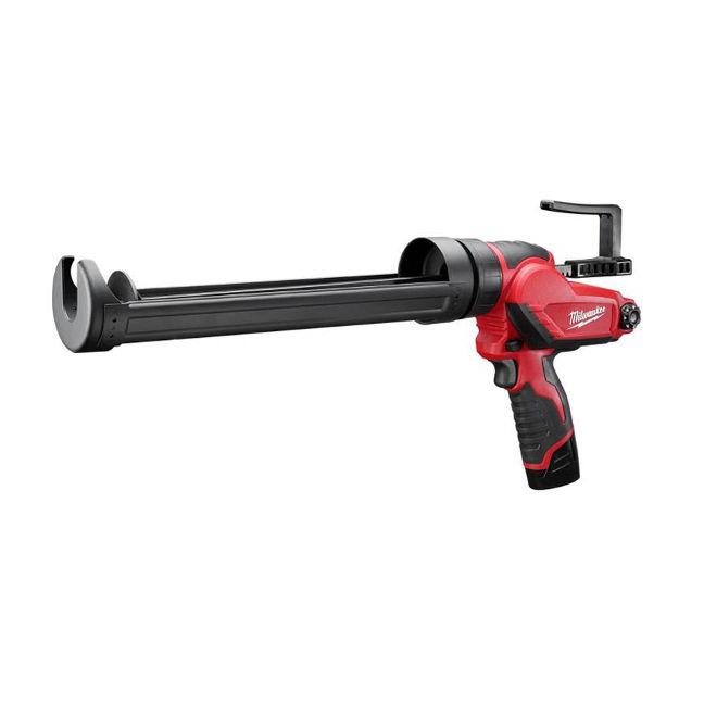 Milwaukee 2444-21 M12 Quart Caulk and Adhesive Gun Kit