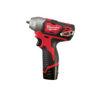"Milwaukee 2461-22 M12 1/4"" Impact Wrench Kit"