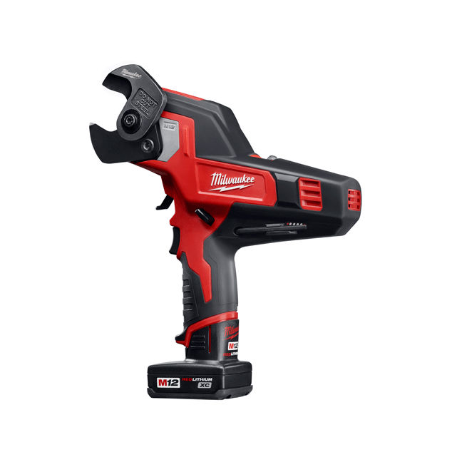 Milwaukee 2472-21XC M12 600 MCM Cable Cutter Kit