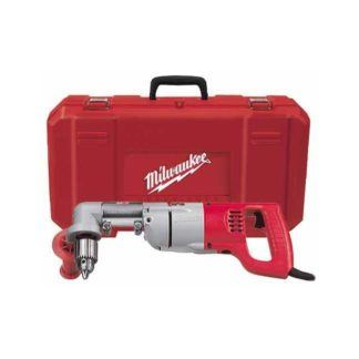 Milwaukee 3102-6 D-Handle Right Angle Drill Kit