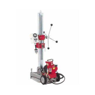 Milwaukee 4136 Diamond Coring Rig with Large Base Stand, Vac-U-Rig® Kit and Meter Box