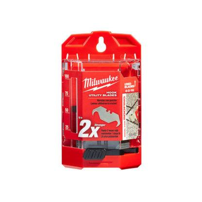 Milwaukee 48-22-1952 50 PC Hook Utility Knife Blades