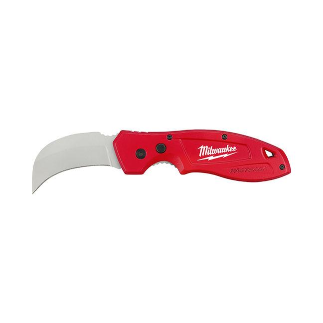 Milwaukee 48-22-1985 FASTBACK Hawk Bill Folding Knife