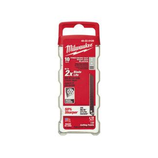 Milwaukee 48-22-9109 10 PC Pro Snap Blade 9mm