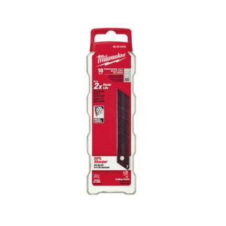 Milwaukee 48-22-9125 10 PC Pro Snap Blade 25mm