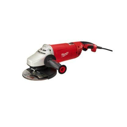 Milwaukee 6088-30 Angle Grinder - Trigger Grip, Lock-on