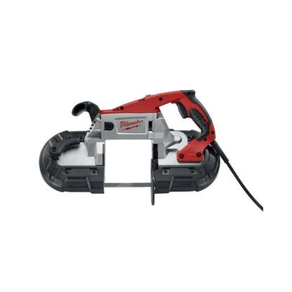 Milwaukee 6238-21 Deep Cut AC DC Band Saw Kit