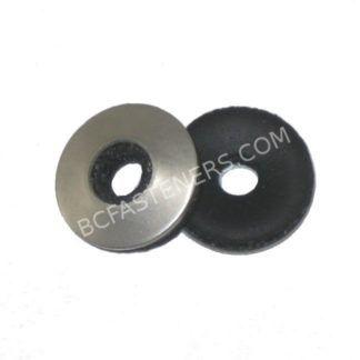 Neoprene Bonded Washer Stainless Steel