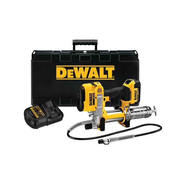 DeWALT DCGG571M1 20V Grease Gun