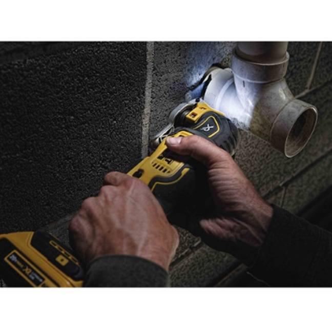 Dewalt Dcs355b 20v Oscillating Multi Tool Bc Fasteners