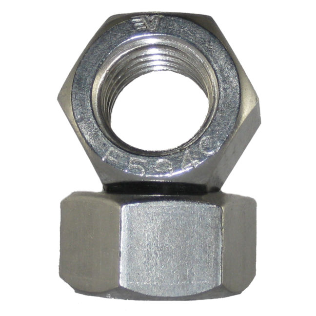 Hex Nuts Stainless Steel Metric