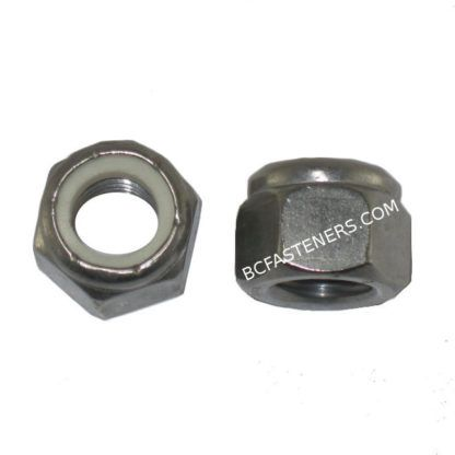 Nylon Lock Nuts Stainless Steel