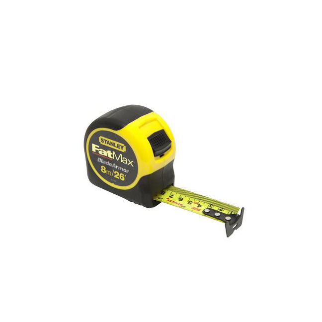 Stanley 33-726 FATMAX 26'/8M Tape Measure