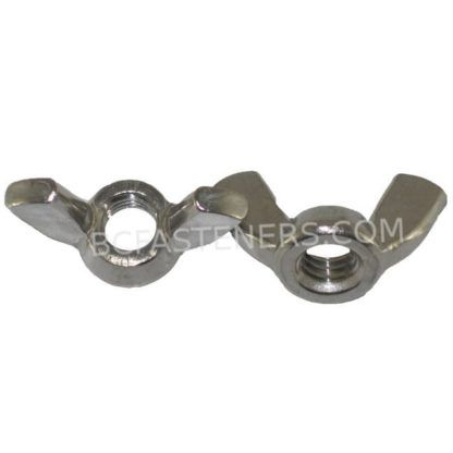 Wing Nut Stainless Steel