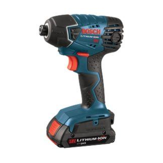 Bosch 25618-02 18V Impact Driver Kit