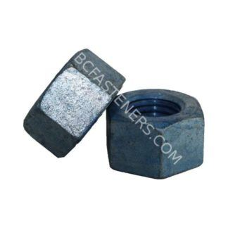 Heavy Hex Nuts A194 Galvanized